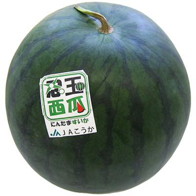 忍玉西瓜(にんたますいか)