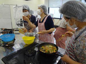 酢を使った料理講習会を開催しました!