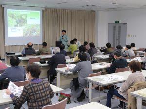 春夏野菜の園芸講座を開催しました!